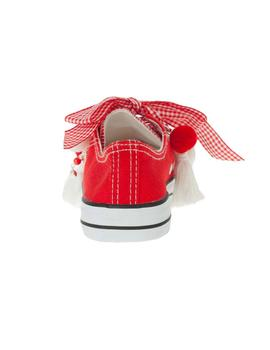 Quickas All Vichy Red